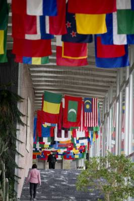 Formalising our Relationship with the World Health Organisation